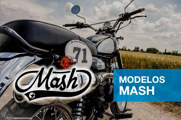 Concesionario oficial Mash Murcia